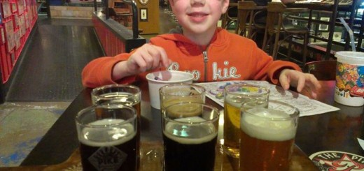 Pike Place Brewing Company, Seattle, WA is all about the families.  A must visit!